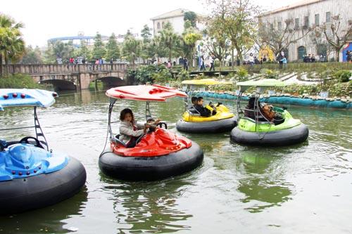 成都温江国色天乡乐园