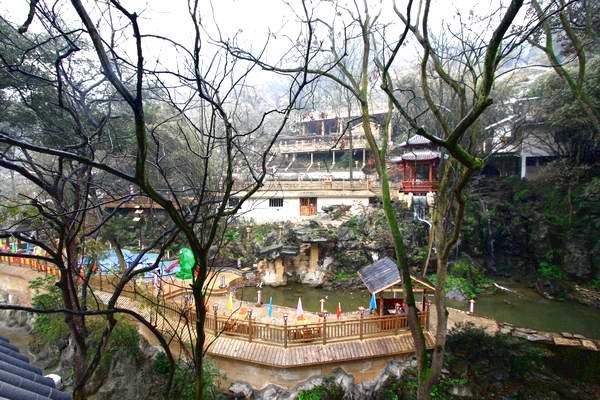 南温泉九九尚泉(美菱谷温泉度假酒店)