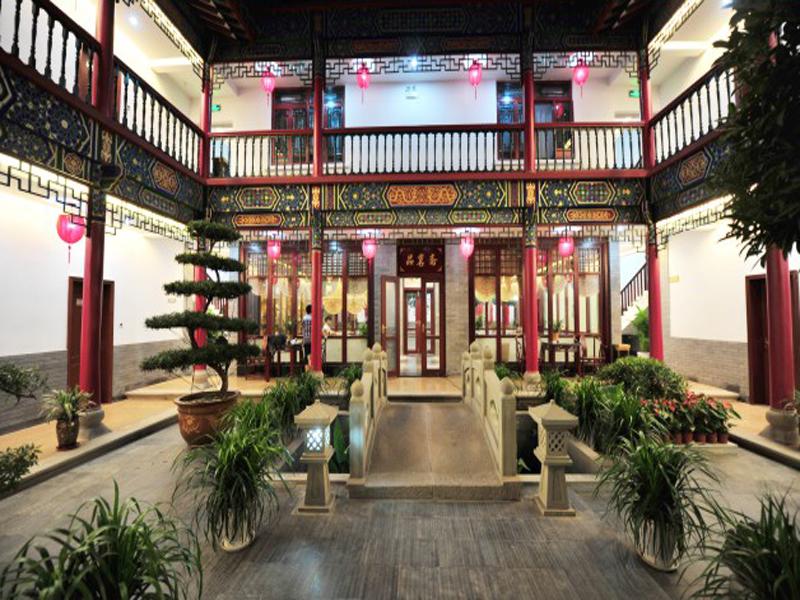 长寿古镇六合同春酒店
