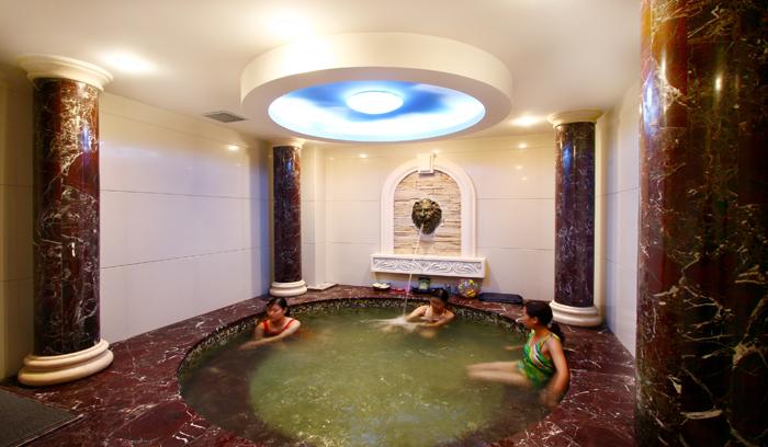 华馨温泉酒店