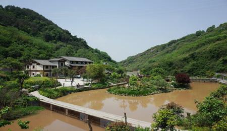 南岸区龙鼎翠谷生态园