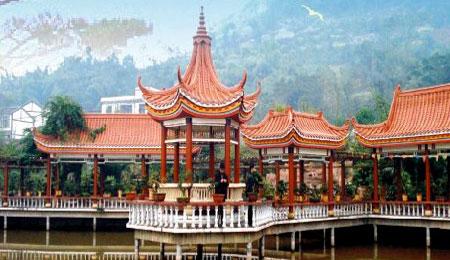 蓝福盆景园度假村
